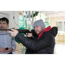 Подведение итогов по стрельбе
