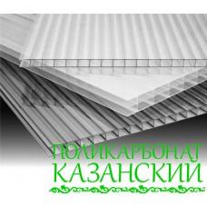 Лист СПК Казанский  04мм  прозрачный 2,1*6м (0,47 кг/м2)