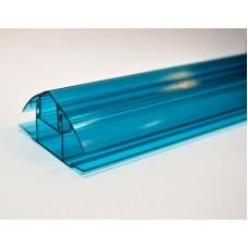 Профиль Novattro НСР 16*6000 мм (синий) (база)
