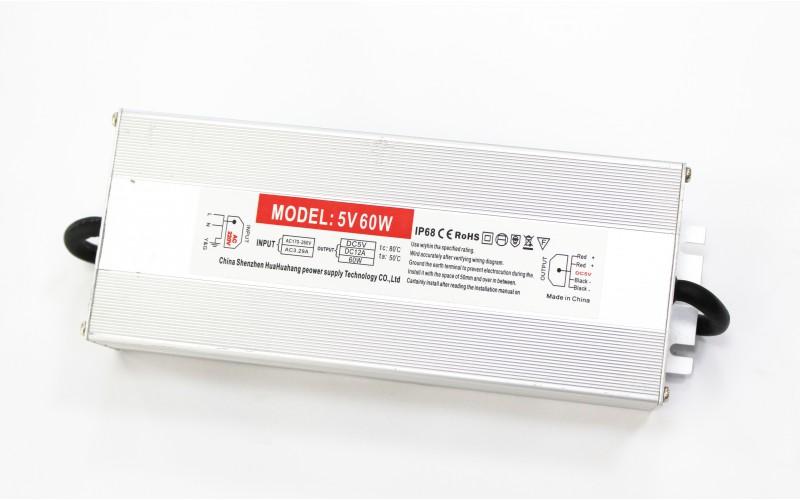 Блок питания LIGHT LED HH-60-5 IP 68