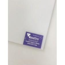 03 мм 3050х2050мм Полистирол Novattro (30 опал, 2 UV)