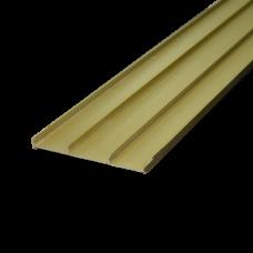 Профиль слайд. 93 мм золото матовое