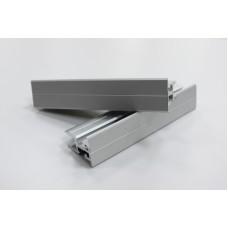 Профиль Магнетик анод.мат.серебро 3,10