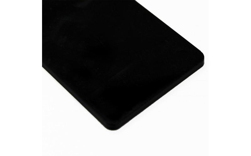 Акриловое стекло  MIREX Glass Colour 3*2000*3000 мм чёрный 6502