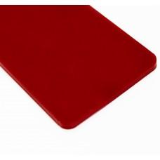 Акриловое стекло  MIREX Glass Colour 3*2000*3000 мм красный 1368