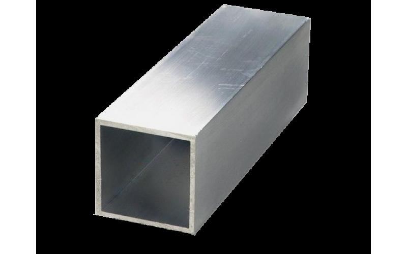 Профиль Тюбинг алюмин. 15 х 15 х 1,5 х 6000 мм