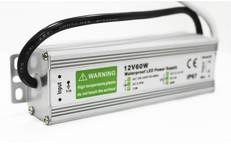 Блок питания LIGHT LED FS-60-12 (IP 67)