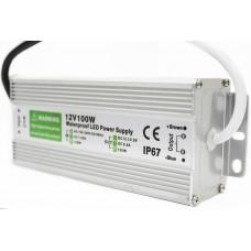Блок питания LIGHT LED FS-100-12 (IP 67)
