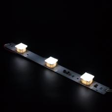 Светодиодная линейка 3 LEDS 7 W белый