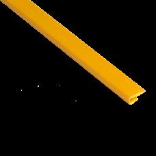 Профиль 3мм длина 2150мм желтый