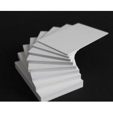 ПВХ панель (SIMOPOR E 2030x3050x5 белый)
