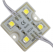 Модуль Light Led  4led 5050-3636 1,05W 70Lm 7500K