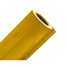 Плёнка светоотраж. ТМ 3100 (1,22мх45,72м)  желтая