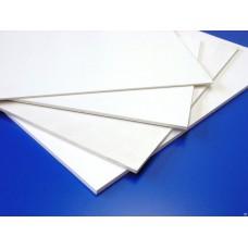 Лист ПВХ Vikupor Ultra Light (0.48гр/см3)  6x2050x3050 мм белый