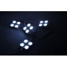 Светодиодный модуль DM Low Cost 2835-4 IP65 1,44W 12V white