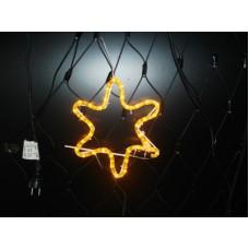 Звезда MF2-017 (26х 24,см) желтая