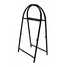 Штендер арочный черный (1.3х0.6)
